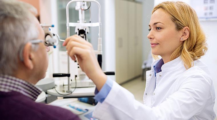 Lekarz okulista - Macromedica