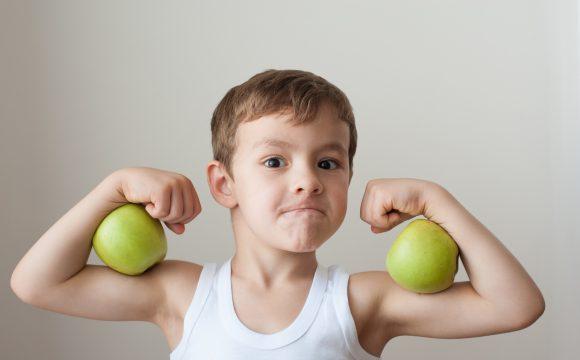 Aktywność fizyczna w codzienności dziecka – Zdrowe żywienie dzieci