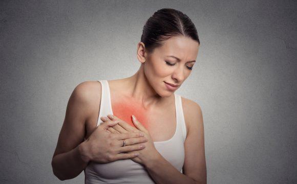 Zapalenie piersi podczas karmienia