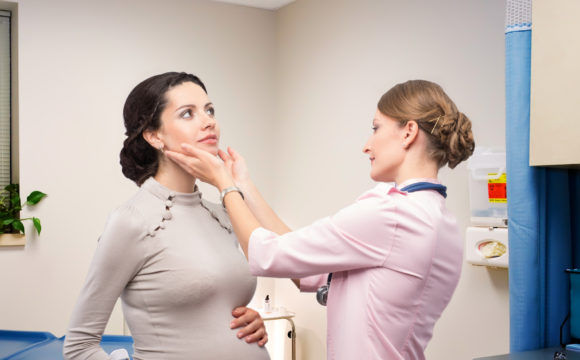 Choroby tarczycy w czasie ciąży