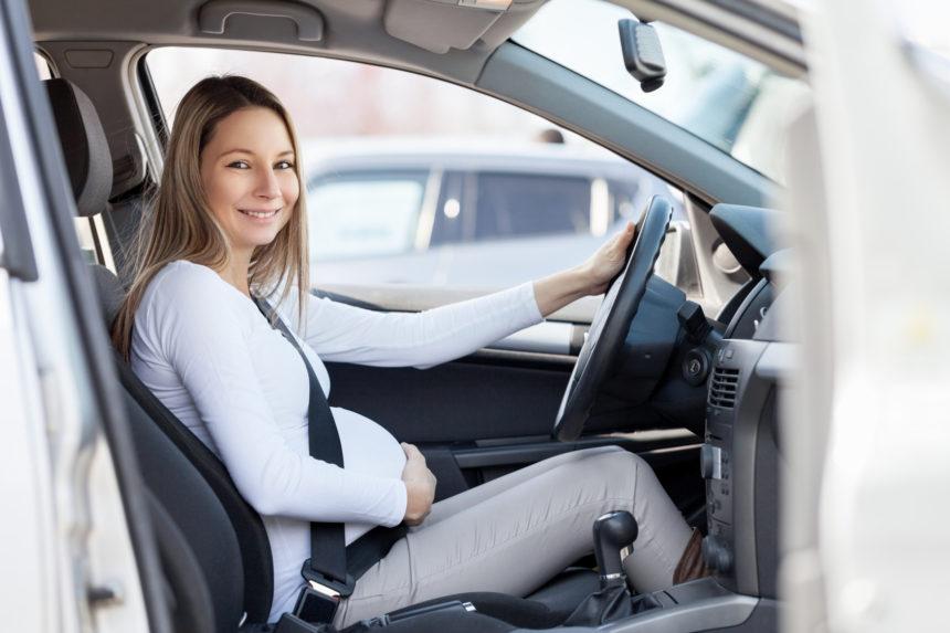 Prowadzenie pojazdów w czasie ciąży