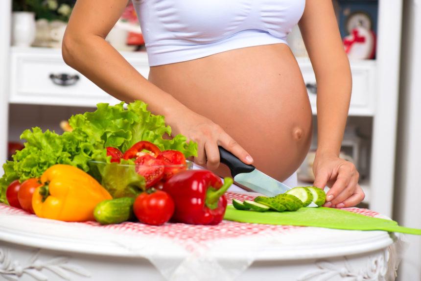 Jesienna dieta w czasie ciąży