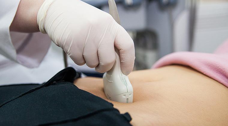 Badanie USG jamy brzusznej - Macromedica