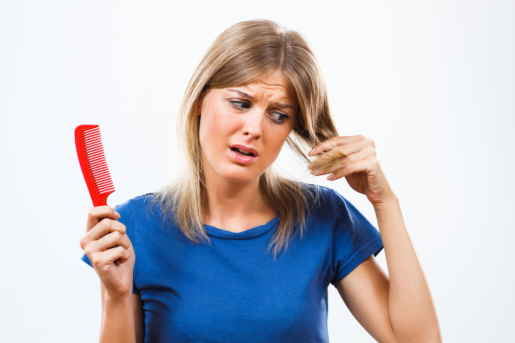 przewlekłe wypadanie włosów przyczyny