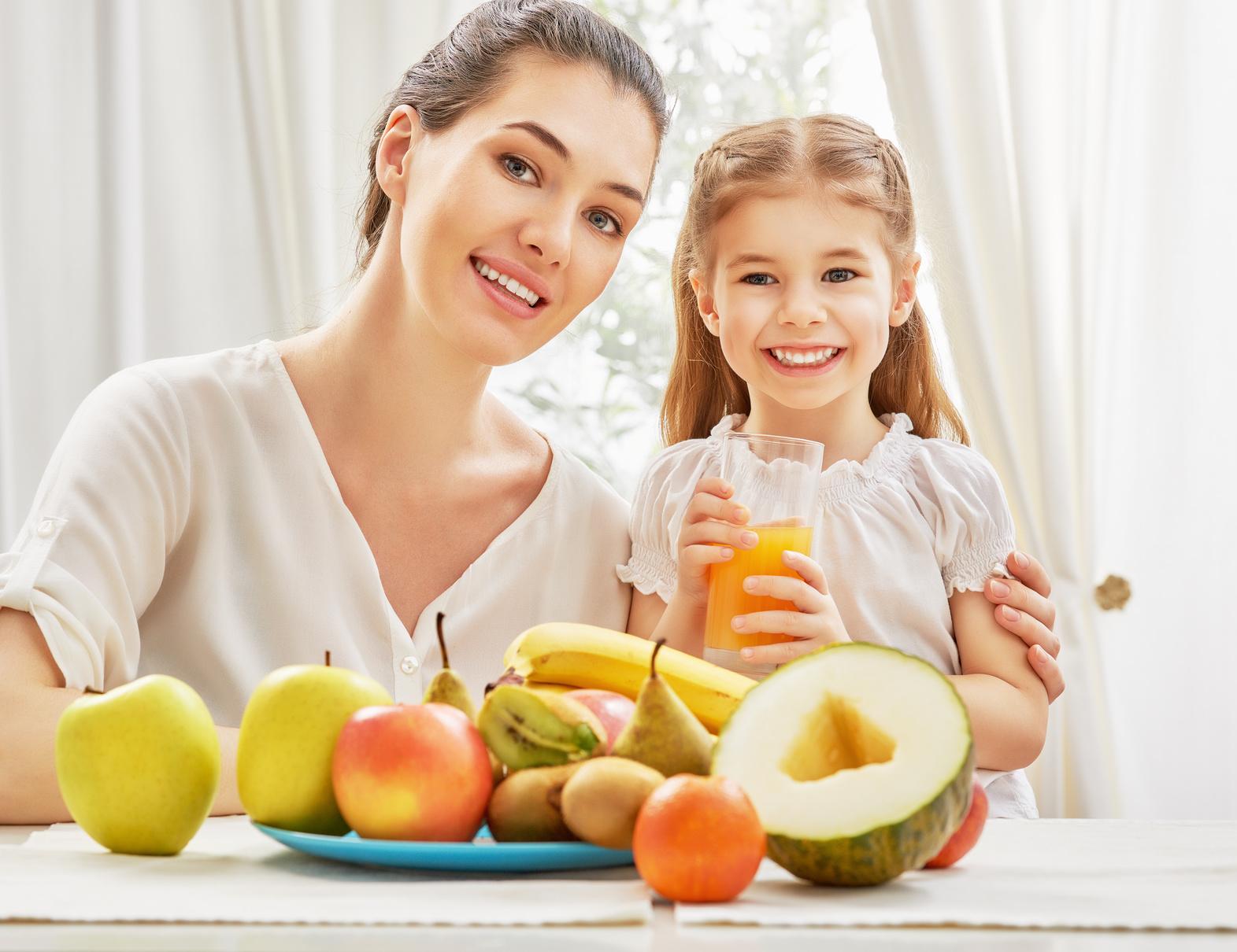 Zdrowe żywienie dzieci – różnorodność w diecie dziecka. Czym jest ...
