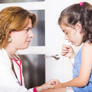Bezobjawowe zapalenie płuc u dzieci